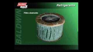 FilterSavvy - Baldwin Filters - Filtros de Refrigerante 4