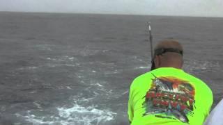 Angler's Envy Sniper Planer Rod.