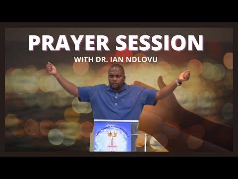 Prayer Session with Dr Ian Ndlovu ~ Part 2 (19/01/2021)