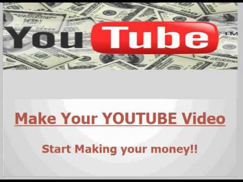 How to make Money on Youtube in 2014 Ways to Work at Home How can I Make Money