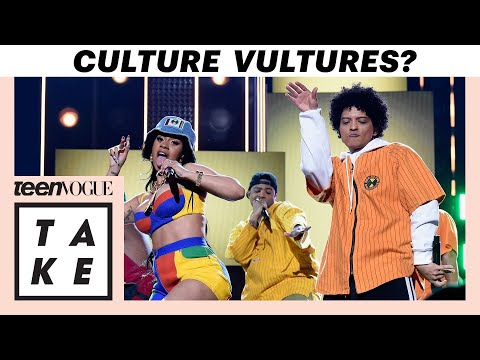 Are Bruno, Miley, and Katy Perry Culture Vultures?   Teen Vogue Take