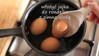 Jak ugotować jajko na twardo i jajko na miękko