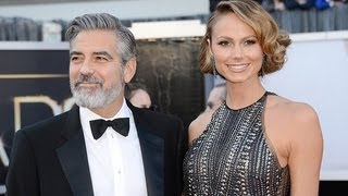 George Clooney And Stacy Keibler Break Up - All The Details! | POPSUGAR News