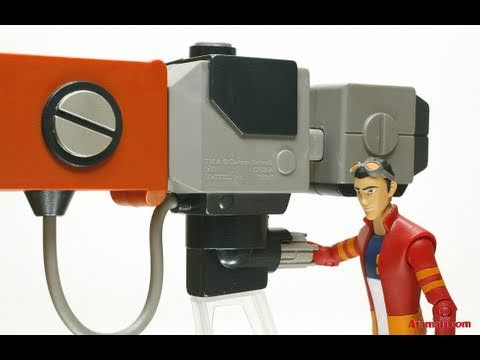 Generator Rex Toys Super Slam Cannon Toy Review Unboxing
