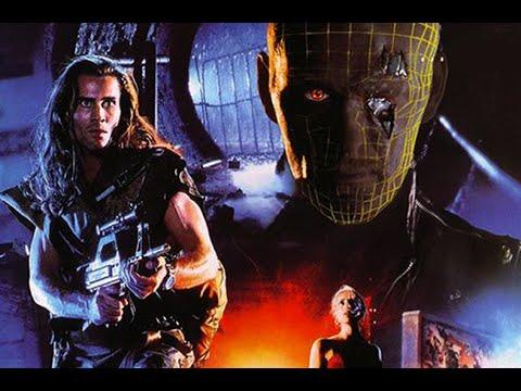 AMERICAN CYBORG: STEEL WARRIOR - Trailer (1993, Deutsch/German)