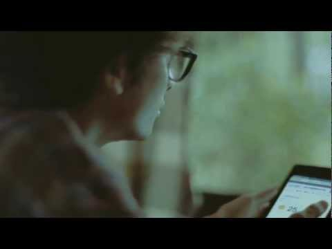 Image of Google Nexus 7 Japan commercial: The Beach