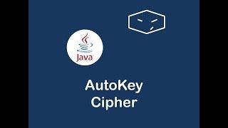Code in java of Autokey cipher.Please Like and Share :)Download source code at:https://drive.google.com/file/d/0B61-MHkMYqM4UkhCZXdPN1ZXSFE/Play ListsSwifthttps://www.youtube.com/playlist?list=PLOGAj7tCqHx9C08vyhSMciLtkMSPiirYrAllhttps://www.youtube.com/channel/UCBGENnRMZ3chHn_9gkcrFuA/playlistsJavaScripthttps://www.youtube.com/playlist?list=PLOGAj7tCqHx_grLMl0A0yC8Ts_ErJMJftc#https://www.youtube.com/playlist?list=PLOGAj7tCqHx9H5dGNA4TGkmjKGOfiR4gkJavahttps://www.youtube.com/playlist?list=PLOGAj7tCqHx-ey9xikbXOfGdbvcOielRwAmazon Lumberyard Game Enginehttps://www.youtube.com/playlist?list=PLOGAj7tCqHx-IZssU8ItkRAXstlyIWZxq