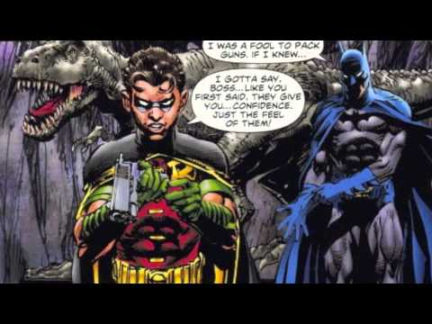 Batman Odyssey Audio Book (read along) vol. 1 #1