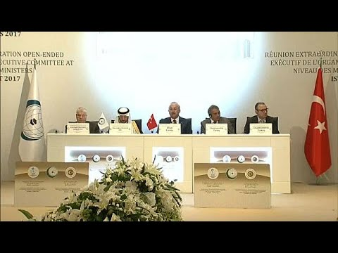 Κωνσταντινούπολη: Σύνοδος του Οργανισμού Ισλαμικής Διάσκεψης