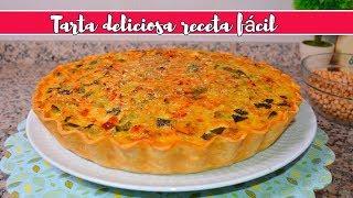B - Cocina vegetariana: tarta de zapallitos