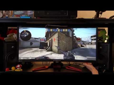 Acer Predator Z35 monitor review - 35