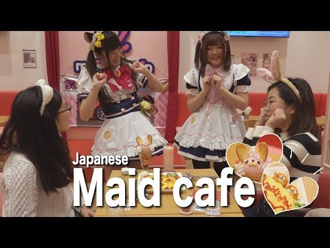 Japanese Maid Cafe - Maidreamin in Kokura