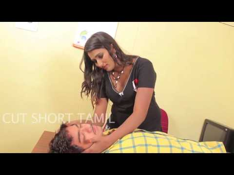 Beautiful Young Doctor Romance With Patient    Tamil Short Film 2016