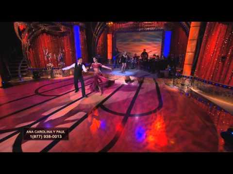 "Baile 2 de Ana Carolina con música de Laura Flores, ""Mi Sueño es Bailar,"" Semana 7 - Thumbnail"