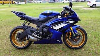 10. 2012 Yamaha YZF R6