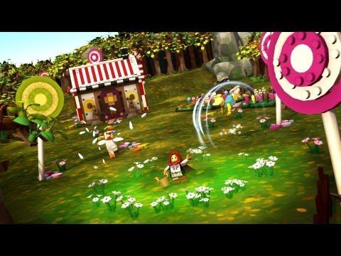 "Funcom has announced ""LEGO Minifigures Online"""