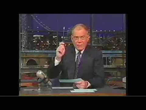 Late Show with David Letterman April 1 2004