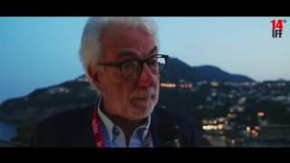 Ischia Film Festival 2016 - Incontri in terrazza - Valerio Caprara