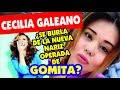 Cecilia Galeano se burla de la Nueva Nariz operada de Gomita