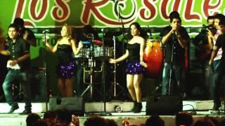 AMOR DE ARENA -INTERNACIONAL KARIBE  (VIDEO OFICIAL - DANITZA )