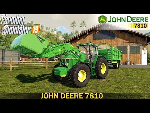 John Deere 7610/7710/7810 SERIE v1.0