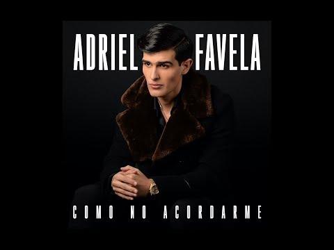 Letra Como No Acordarme Adriel Favela