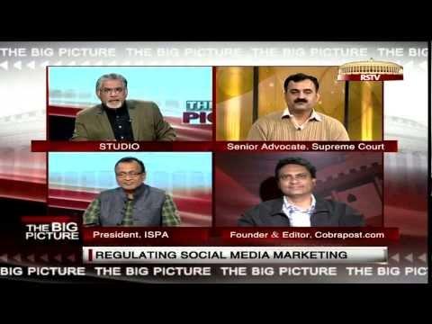 The Big Picture - Cobrapost revelations: Regulating Social Media Marketing