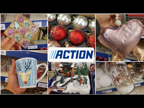 ARRIVAGE ACTION - 13 SEPTEMBRE 2019 - DEJA NOËL ?