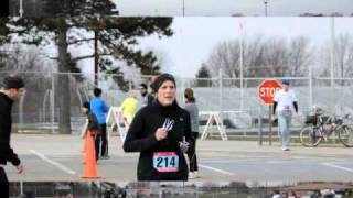 York Road Runners Winter Series 2010, Dallastown Wildcat 10k, Part Two