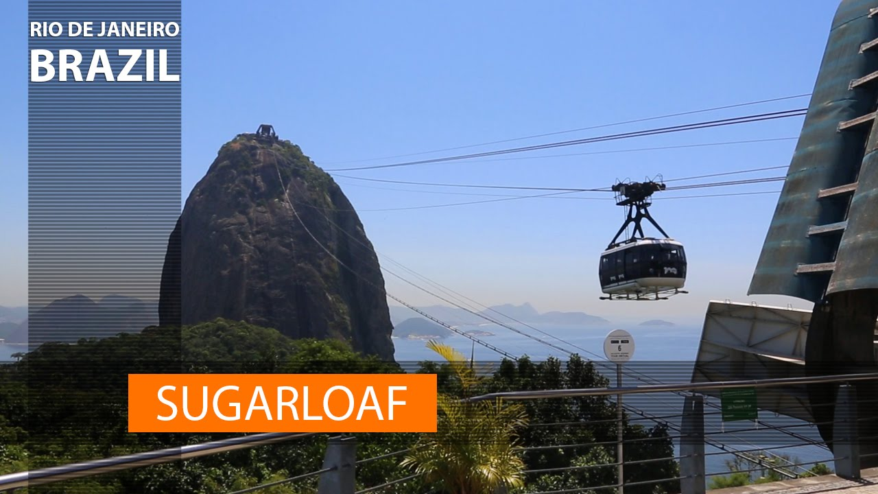 Brazil Olympics: Introducing Sugarloaf