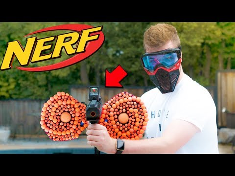 Video NERF WAR: BANNED NERF GUN MOD 🔥 download in MP3, 3GP, MP4, WEBM, AVI, FLV January 2017