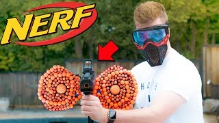 NERF WAR: BANNED NERF GUN MOD BATTLE! in todays toy video we create a nerf gun mod and have a NERF WAR! we love using toy nerf guns there aweseome! if you want more toy videos or toys review videos subscribe! we upload daily! Papa Jake is for kids and family friendly content! hope you enjoy! Check Out my Previous Box Fort Challenge  Videos3:00 AM BOX FORT CHALLENGE!https://youtu.be/tkmqHUOZ3ecBOX FORT SUBMARINE CHALLENGE!!https://youtu.be/FEeh1oA-pF8WORLDS BIGGEST BOX FORT NERF WAR! 1v1 NERF BATTLE!https://youtu.be/pxfEL5qpuKwBOX FORT ZOO CHALLENGE!https://youtu.be/ArSG0Wnj828BOX FORT Vs VOLCANO CHALLENGE!https://youtu.be/mOyGEkgYNS8BOX FORT BOAT VS TSUNAMI CHALLENGE!https://youtu.be/yVUCcLQpFzYFLYING BOX FORT CHALLENGE! 📦 https://youtu.be/uylorgdebp4BOX FORT BOAT SURVIVAL CHALLENGE! https://youtu.be/k1kGBjlyYzEGet Awesome Papa Jake Merchandise! https://shop.bbtv.com/collections/team-epiphanySubscribe To My Gaming Channel - Papa Jake Games! https://www.youtube.com/watch?v=a01luoUVJ5cSubscribe To My Second Channel - Papa Jake Toyshttps://www.youtube.com/channel/UCmeNL9Nc2H1Mezu3gcb1hlAFOLLOW ME!!! LET'S BE FRIENDS:● Twitter - https://goo.gl/s1laJW● Facebook - https://goo.gl/sCnm8B● Instagram - https://goo.gl/x6H5Er● Snapchat - PapaJakeTE● Logan The Editor Instagram - https://goo.gl/842JeDCheck Out The Awesome Glowing 1000 degree KNIFE Videos:.com/watch?v=KiWNeqG_fp4MAIL ME STUFF :)119-660 Eglinton AVE.EAST SUITE 201 TORONTO, ON. M4G 2K2CanadaWARNING: This video is only for entertainment purposes. Do not attempt to recreate any of the acts in this video, as they may be dangerous if not done correctly, and could result in serious injury. If you rely on the information portrayed in this video, you assume the responsibility for the results. Have fun, but always think ahead, and remember that every project you try is at YOUR OWN RISK.