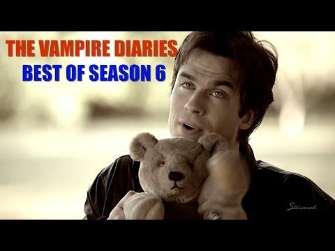 the vampire diares: il meglio della stagione 6