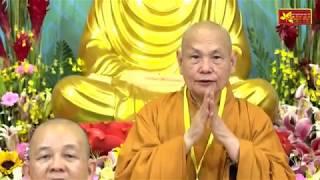 Phật Giáo Long An: Lễ Bế mạc Đại Giới Đàn Hoằng Đức
