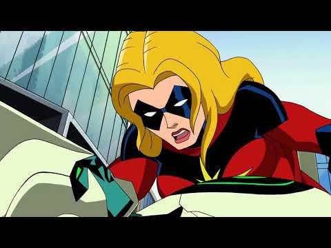 Ms. Marvel defeats Ronan
