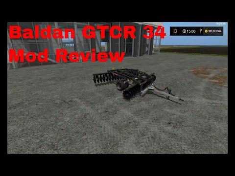 Baldan GTCR 34 v1.0