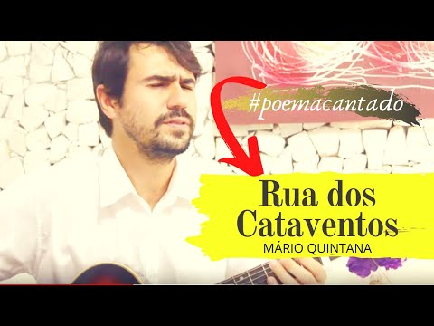 A Rua dos Cataventos - #poemacantado