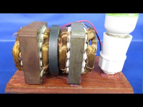 Video DIY Electric Free energy generator 240 Volts to DC 12V - Science Experiment at School 2018 download in MP3, 3GP, MP4, WEBM, AVI, FLV January 2017