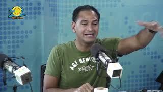 Jose Laluz comenta la acusación del MP a comunicador Pablo Ross por abuso sexual