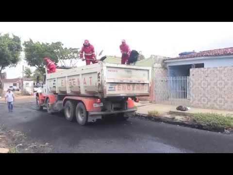 Prefeitura leva obras de infraestrutura para o Cambuci