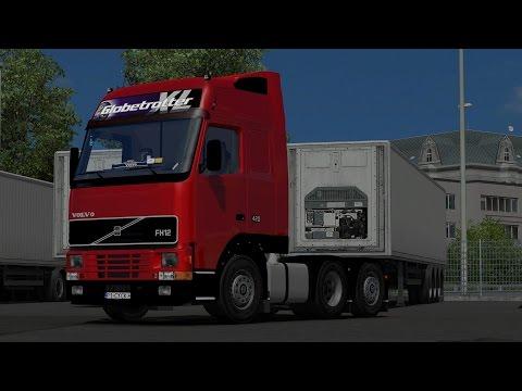 Volvo FH12 1's V2