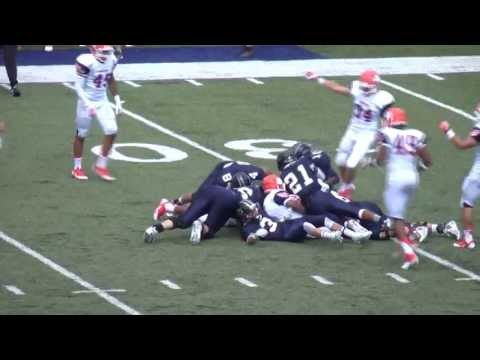Carson-Newman v. Colorado Mines Highlights 9-14-13