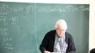 METU - Quantum Mechanics II - Week 8 - Lecture 1