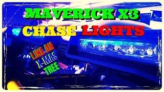 8. 2018 Can-Am Maverick X3 XMR Turbo R Chase Lights