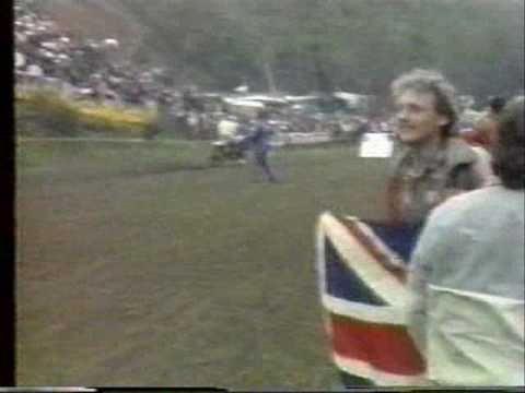 Championnat du monde 500 à Thouars le 20 et 21 Avril 1985