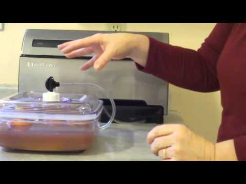 How to Marinate Meat With FoodSaver Vacuum Sealer