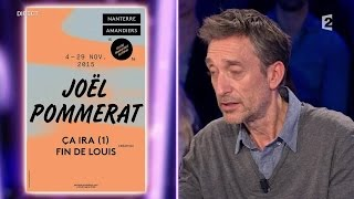 Joël Pommerat sur France 2