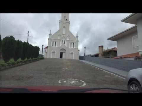 Conhecendo São Bonifácio, SC - Driving Brazil - Dirigindo