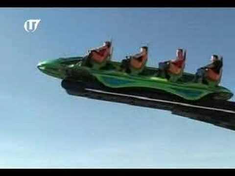 這樣的雲霄飛車,你真的有膽玩嗎?!
