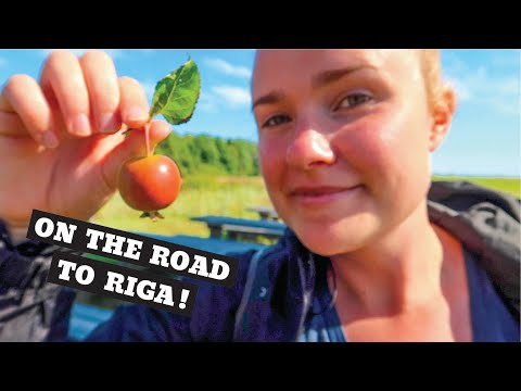 Baltic Road Trip   LATVIA!